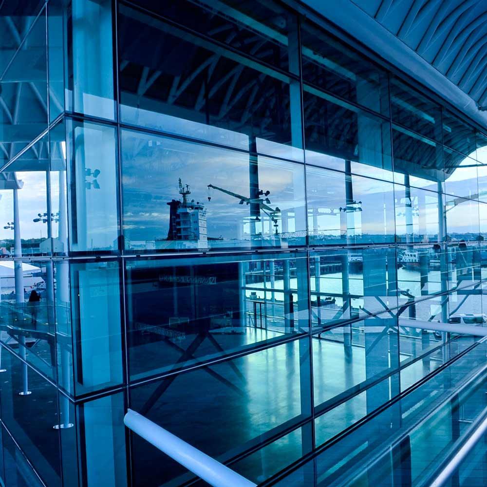 aeroport vitres