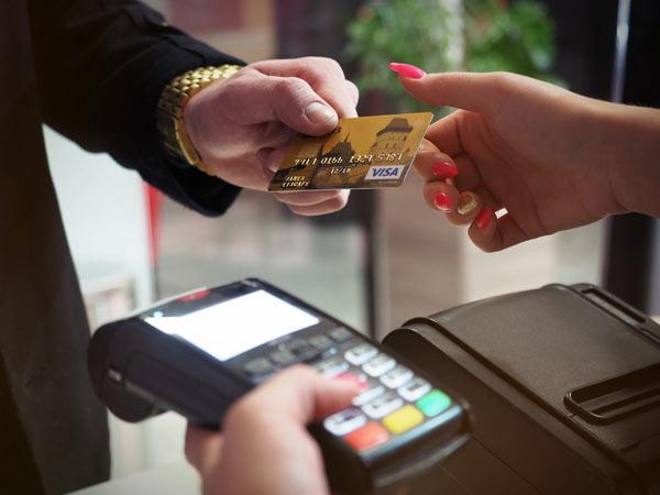 carte de credit paiement